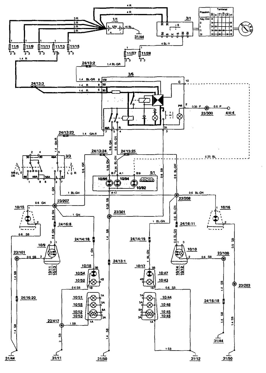 medium resolution of 1995 volvo 960 radio wiring diagram 2000 volvo v70 wiring 1997 volvo 960 engine diagram 1995 volvo 960 radio wiring diagram