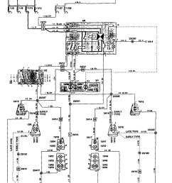 volvo 850 1995 wiring diagrams turn signal lamp [ 969 x 1301 Pixel ]