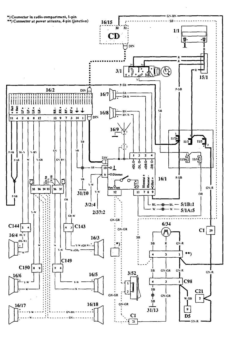 wiring diagram bmw x6