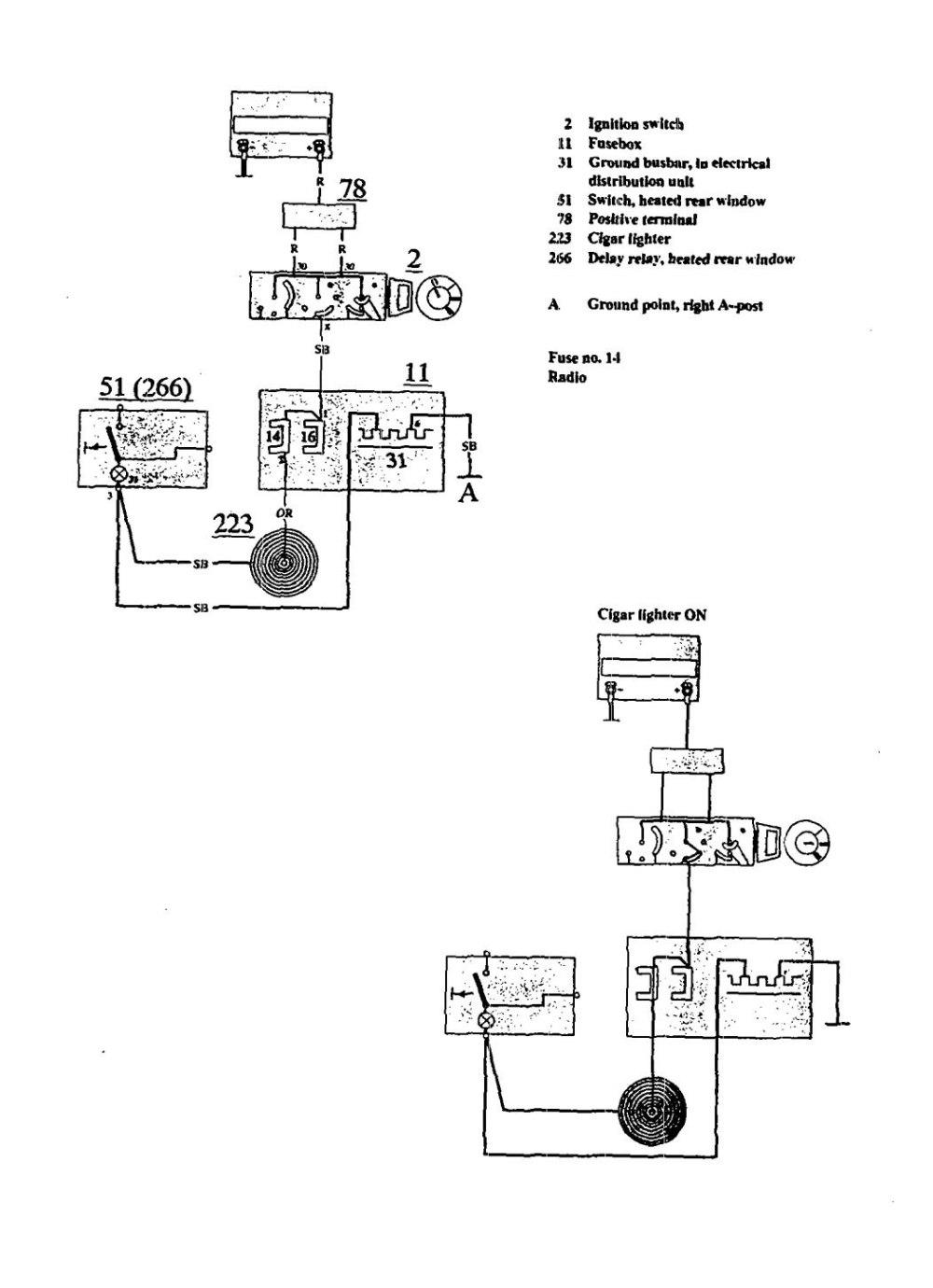 medium resolution of 1994 volvo 940 engine diagram free wiring for you hu 801 turbo 1998 s90