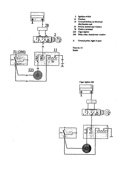 small resolution of 1994 volvo 940 engine diagram free wiring for you hu 801 turbo 1998 s90