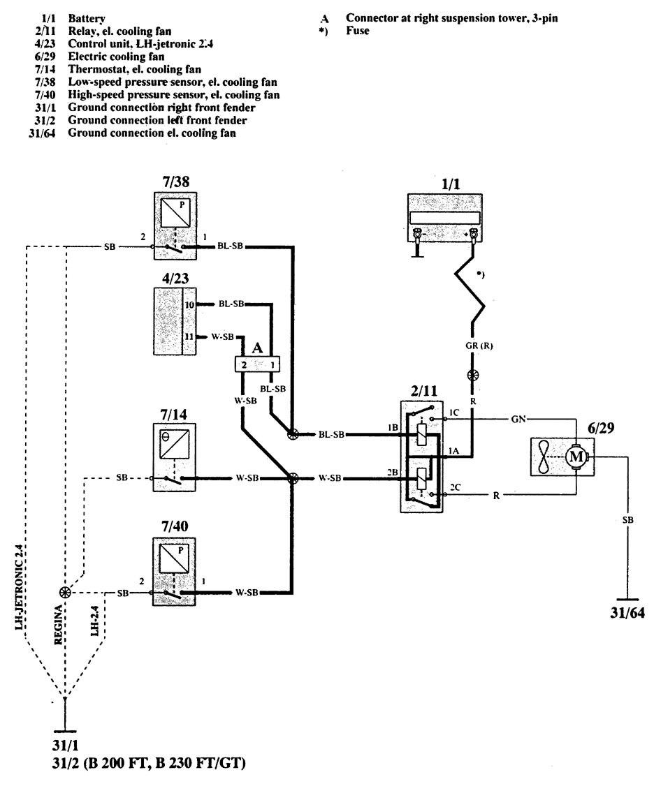 Volvo Fuel Pump Relay Diagram Moreover 1993 Volvo 240 Wiring Diagram