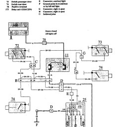 volvo 940 1991 wiring diagrams courtesy lamps volvo 940 stereo wiring harness volvo 940 radio wiring [ 981 x 1368 Pixel ]