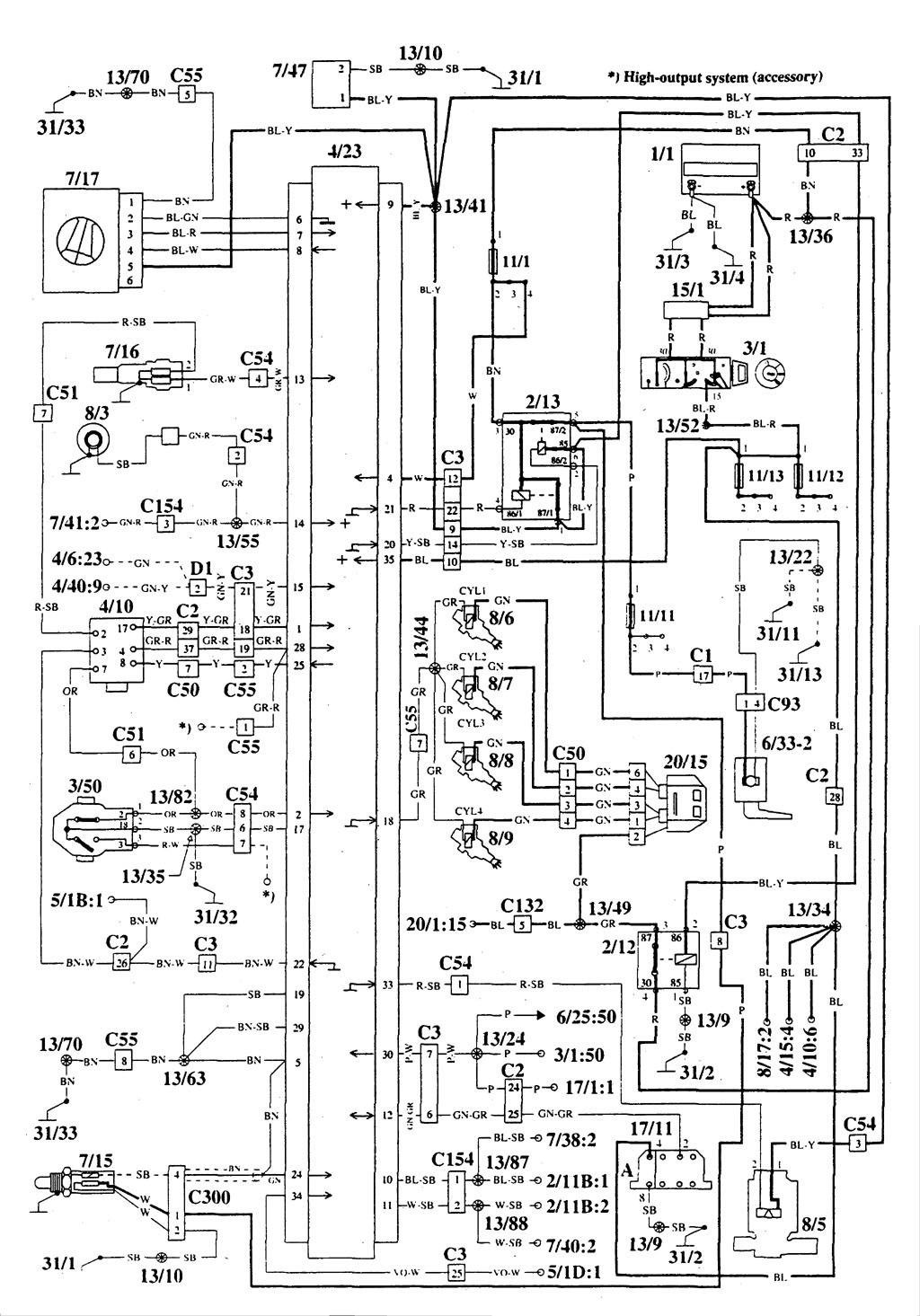 [DIAGRAM] Volvo 940 Overdrive Wiring Diagram FULL Version
