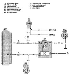 volvo 940 wiring diagram hvac controls [ 886 x 971 Pixel ]