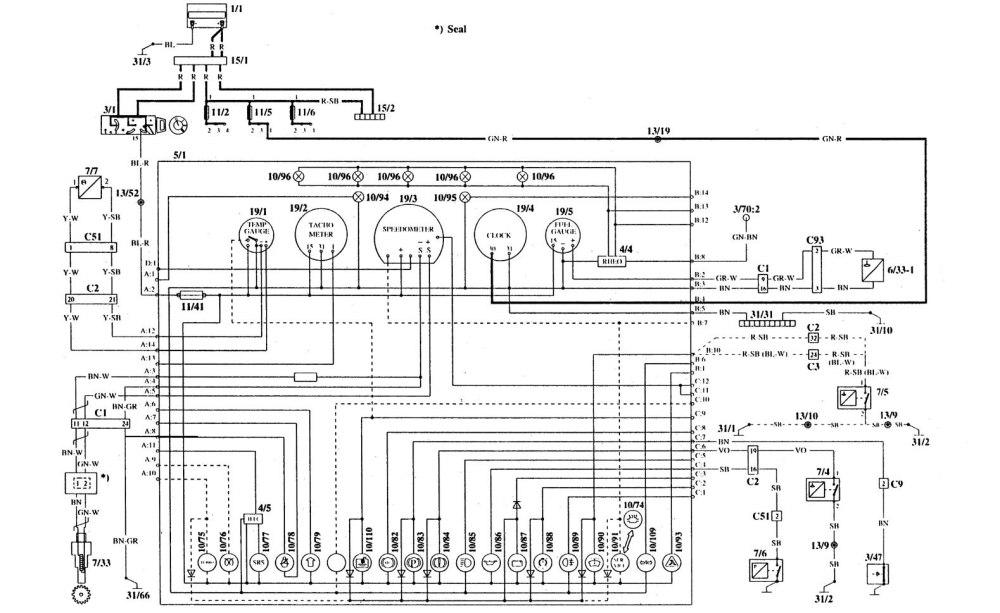 medium resolution of 1995 volvo 940 ac wiring diagram volvo 760 ac wiring diagram volvo 940 1995