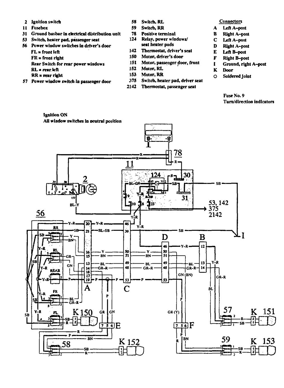 hight resolution of volvo 142 wiring diagram wiring library gem e2 wiring diagrams volvo 940 1991