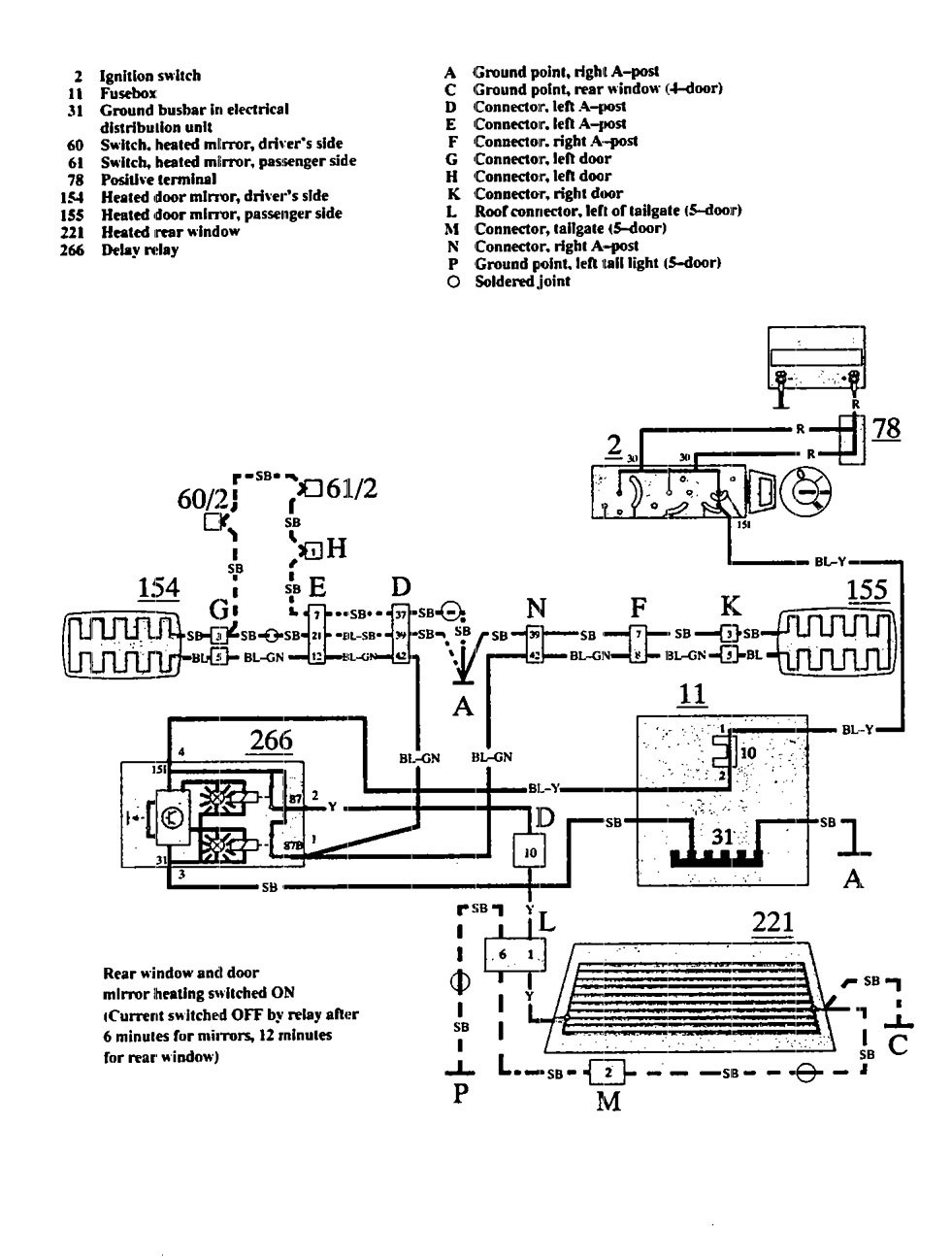 Volvo Wiring Diagrams 940 Electrical Diagram Schematics 91 240 1995 Radio 93 Troubleshooting