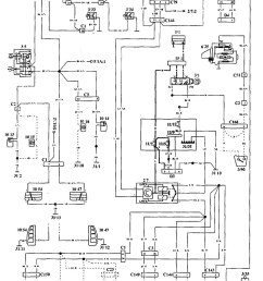 volvo 940 1994 1995 wiring diagrams security anti 1995 volvo 240 wiring diagram 1995 volvo 940 radio wiring diagram [ 897 x 1288 Pixel ]
