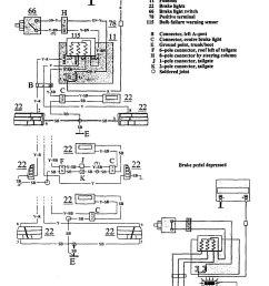 volvo 240 ke light wiring diagram u2022 wiring diagram for free volvo 240 tail light wiring diagram 1993 volvo 240 wiring diagram [ 995 x 1465 Pixel ]