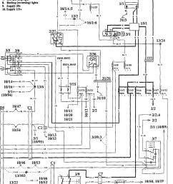 volvo 940 1995 wiring diagrams trailer camper adapter [ 983 x 1412 Pixel ]