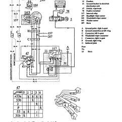 Volvo Wiring Diagrams 740 Dimmer Switch No Neutral Wire 940 1991 Wiper Washer