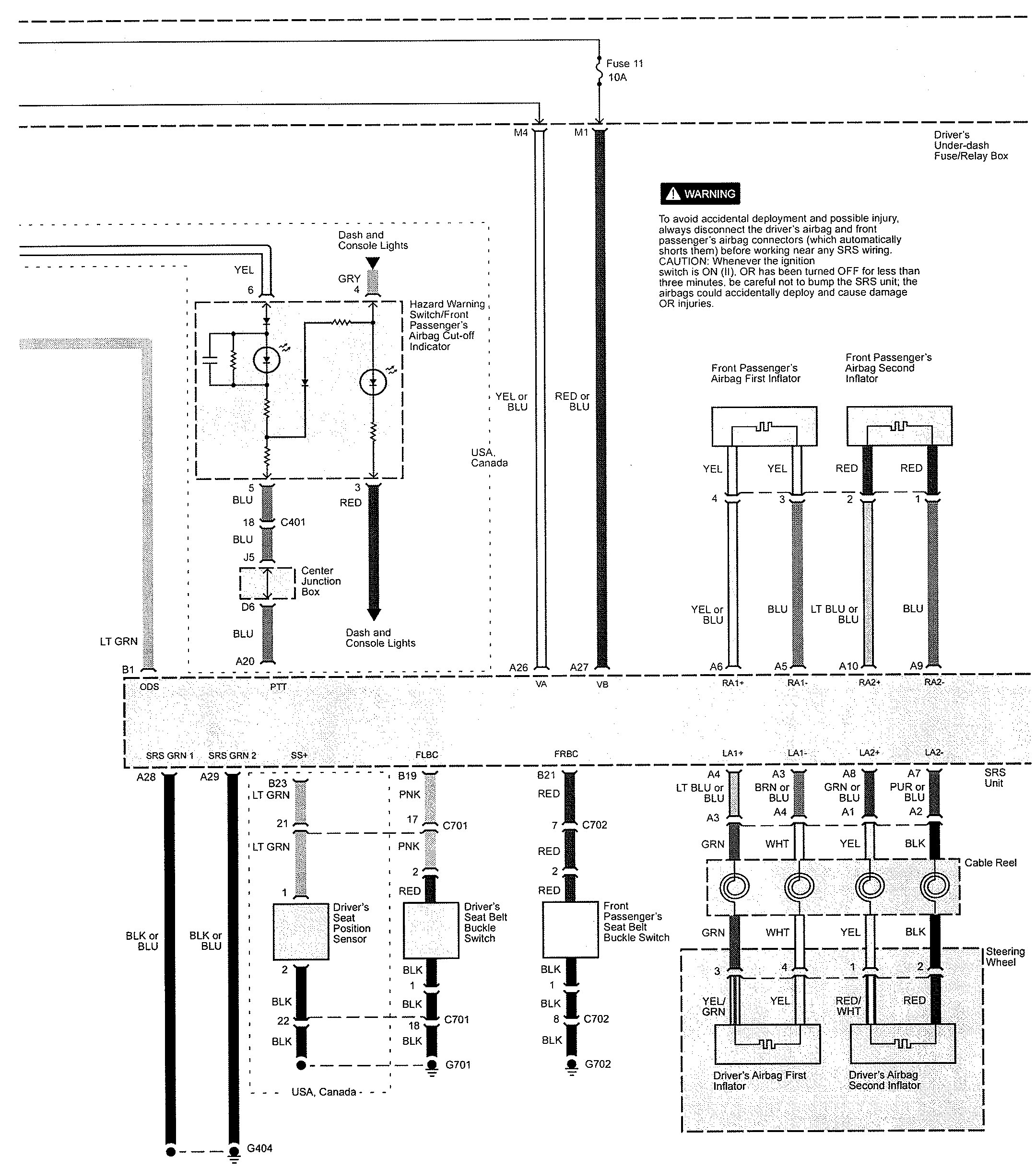 2006 Buick Rainier Wiring Diagrams. Buick. Auto Wiring Diagram