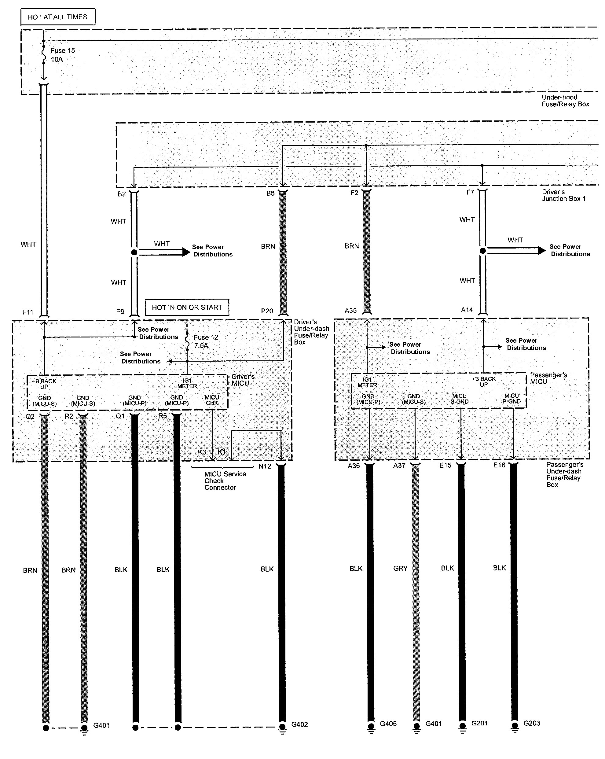 1997 acura integra stereo wiring diagram 3 way switch diagrams multiple lights 1998 slx radio