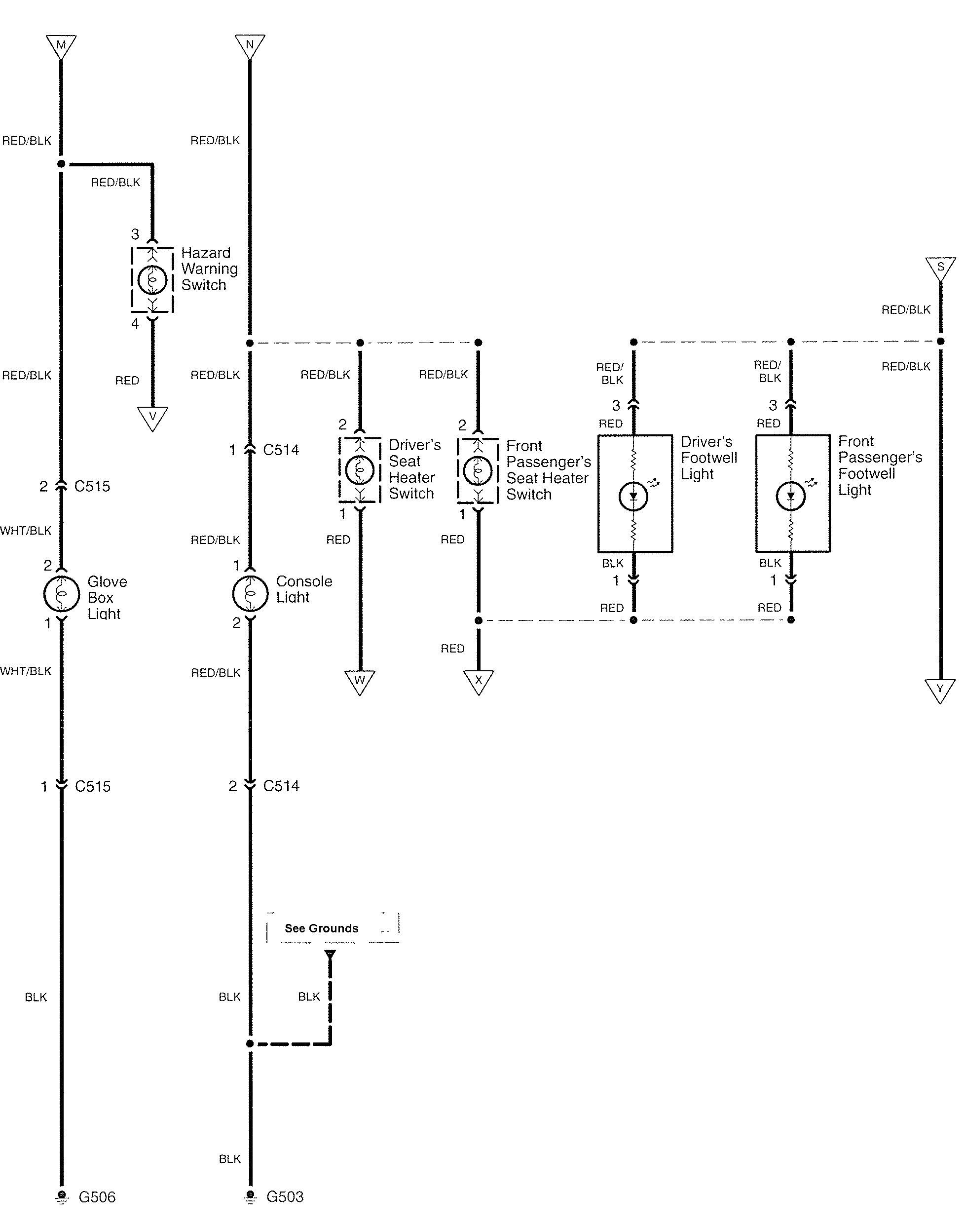 wiring diagrams for lighting wilkinson pickups diagram acura tl 2007 interior