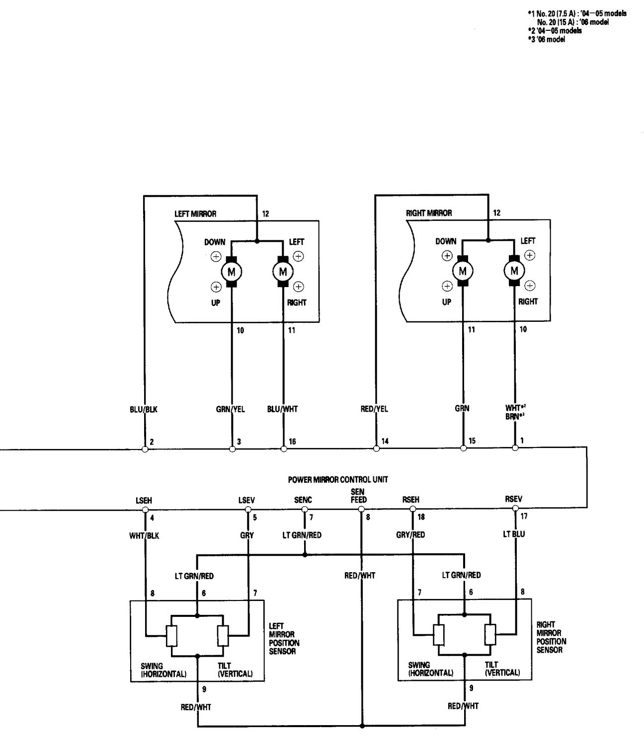 2006 chevy equinox wiring diagrams