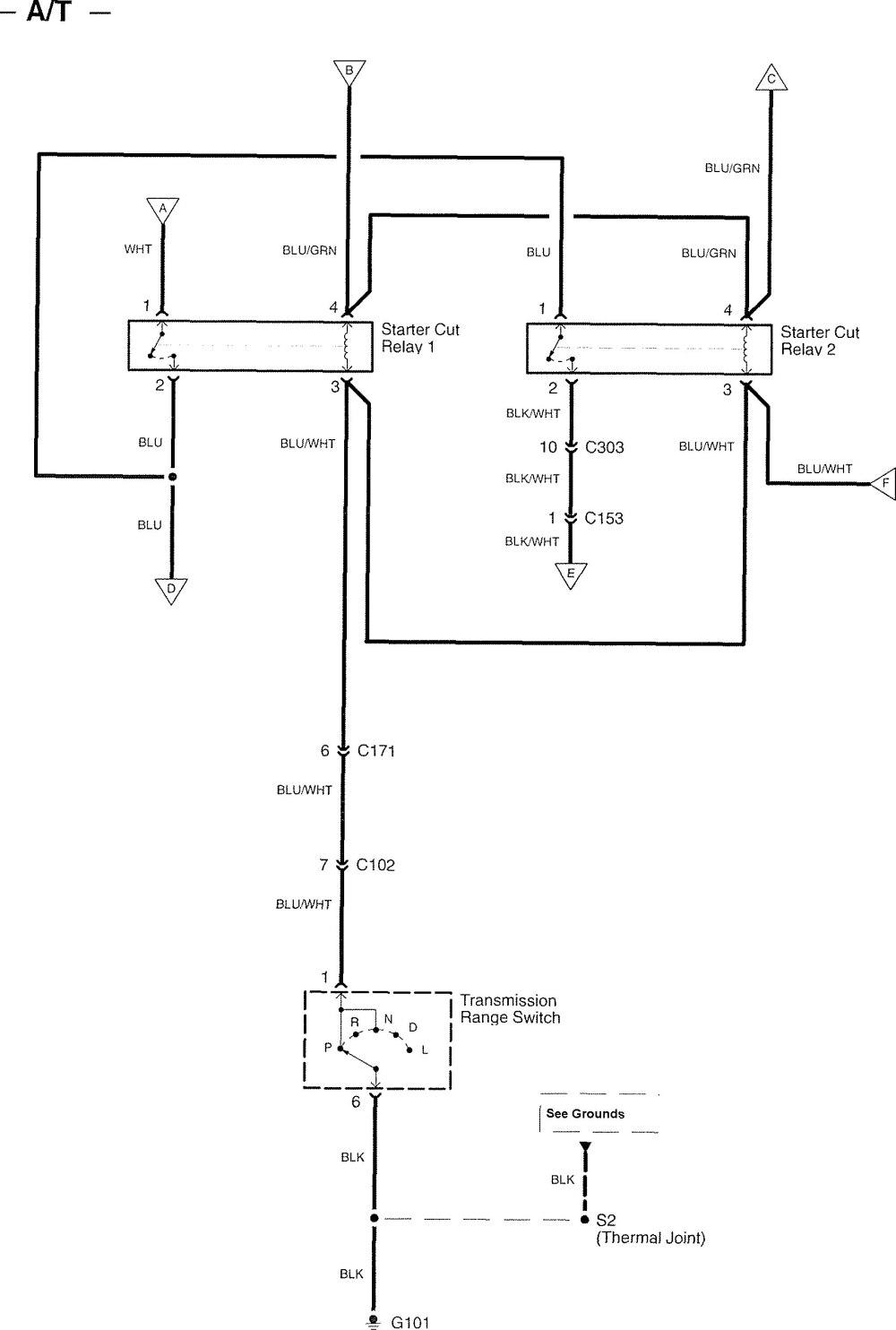 medium resolution of acura tl 2007 2008 wiring diagrams starting 2007 acura tl ac wiring diagram 2007 acura tl