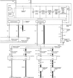 acura tl electrical diagram u2022 wiring diagram for free isuzu rodeo wiring schematic isuzu rodeo schematics [ 2112 x 2567 Pixel ]