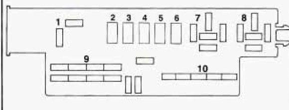 box 1 oldsmobile heat ac control