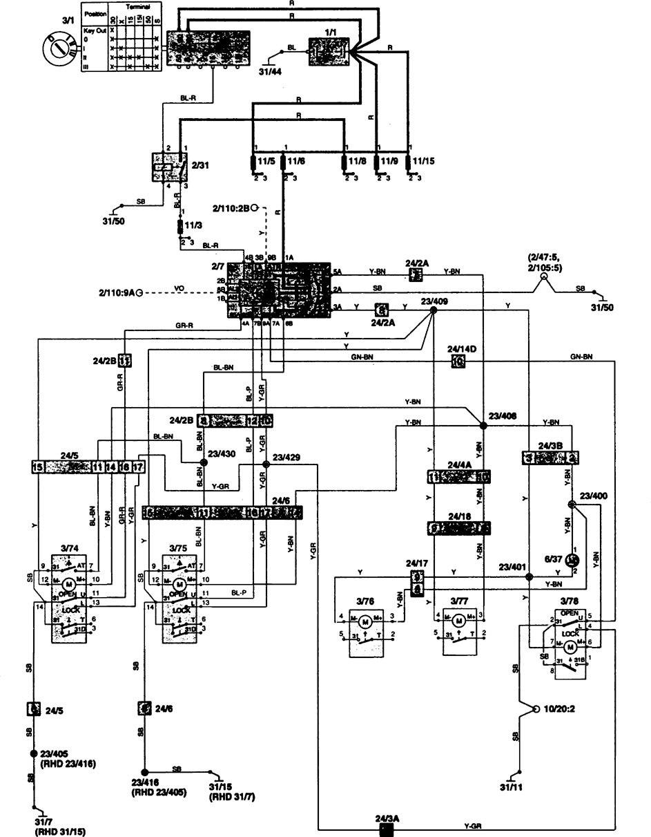 Volvo Olympian Wiring Diagram