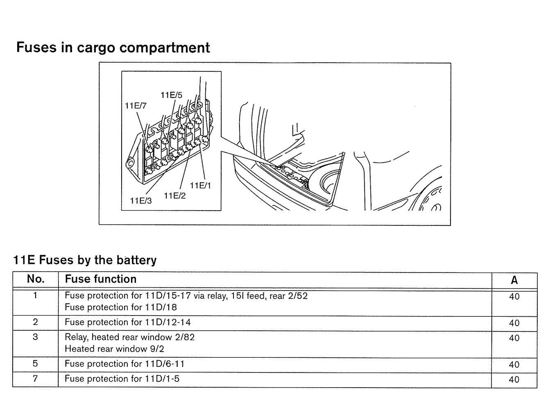 hight resolution of fuse diagram for 1998 volvo v70