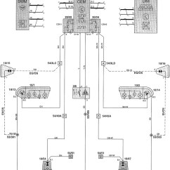 Volvo V70 Wiring Diagram Cat6 Crossover Cable (2002) - Diagrams Indicator Lamp Carknowledge