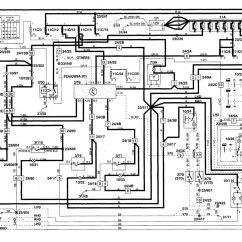 Volvo V70 Wiring Diagram Telephone Wire 1998 1999 Diagrams Interior