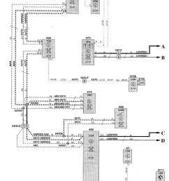 volvo v70 2001 wiring diagrams power distribution [ 939 x 1348 Pixel ]