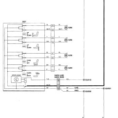 Volvo Wiring Diagram Trane Xe1000 Thermostat V70 2001 2002 Diagrams Power Seat