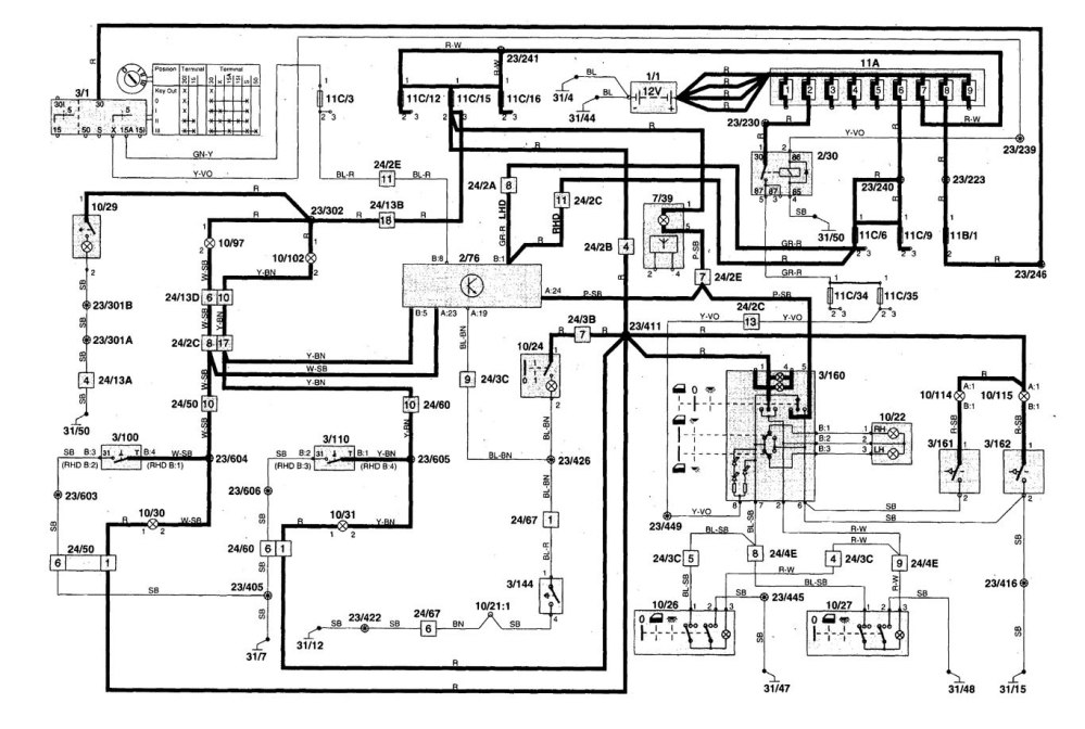 medium resolution of c70 wiring diagram wiring diagram 2004 volvo c70 wiring diagram
