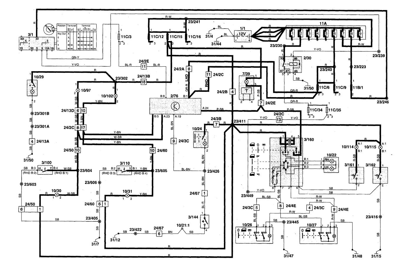 hight resolution of c70 wiring diagram wiring diagram 2004 volvo c70 wiring diagram