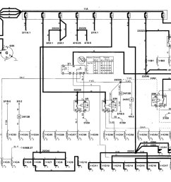 volvo c70 1999 2004 wiring diagrams power 2000 volvo c70 fuse box 2000 volvo truck fuse [ 1352 x 920 Pixel ]
