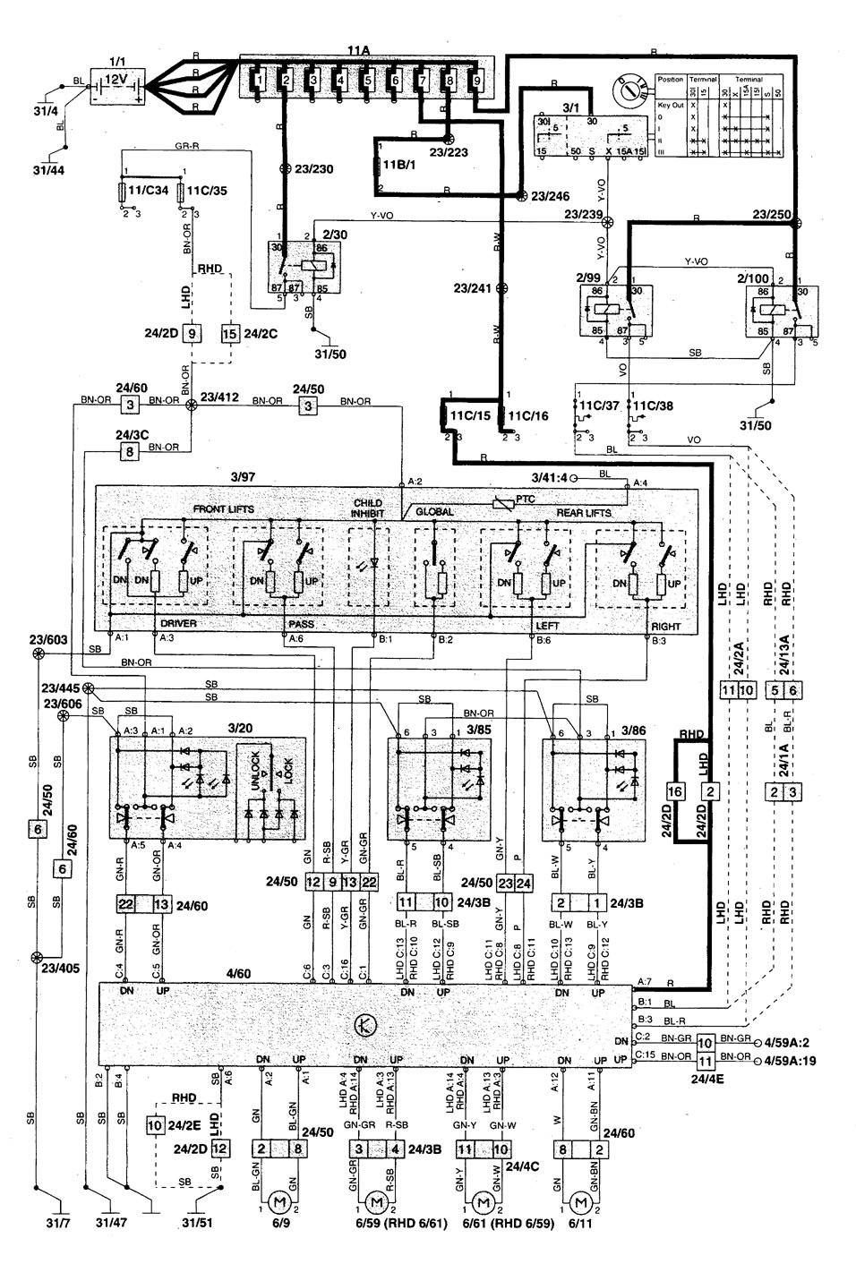 hight resolution of volvo c70 wiring diagram detailed wiring diagram rh 7 6 ocotillo paysage com audi tt wiring diagram audi tt wiring diagram