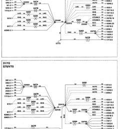 volvo s70 1998 2000 wiring diagrams ground distribution [ 946 x 1414 Pixel ]