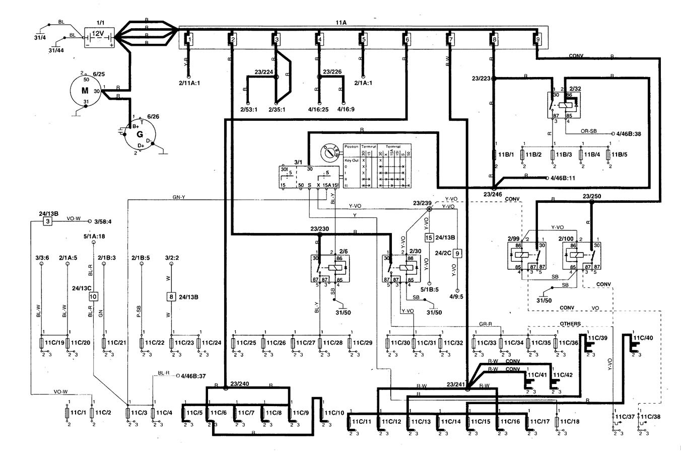 [SCHEMATICS_4CA]  2001 Volvo Wiring Diagrams Diagram Base Website Wiring Diagrams -  JAPANESEVENNDIAGRAM.ATTENTIALLUOMO.IT | 1998 Volvo S70 Wiring Diagram Component Identification |  | attentialluomo