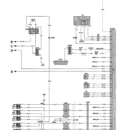 volvo s90 1997 1998 wiring diagrams fuel controls [ 1005 x 1359 Pixel ]