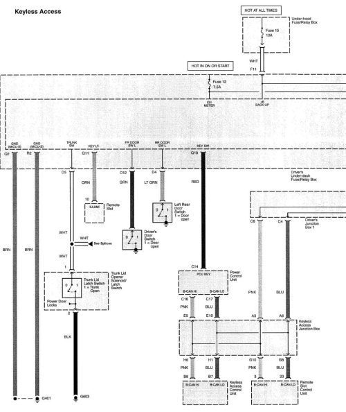 small resolution of acura tl 2010 wiring diagrams maintenance reminder system carknowledge