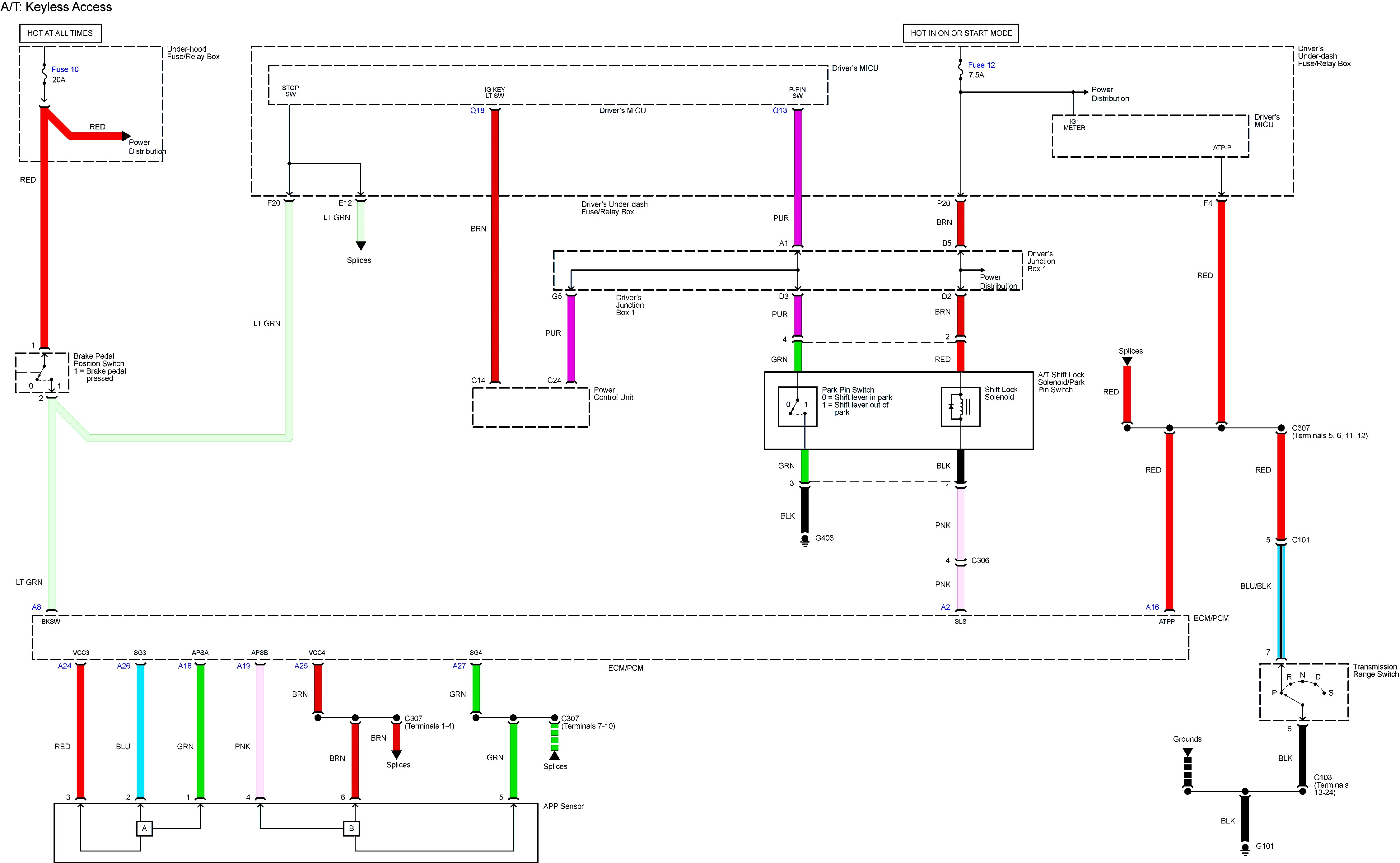 contura switch wiring diagram 85 chevy truck wiper gas interlock system electrical contactor