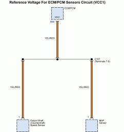 acura tl wiring diagram splice reference voltage for ecm pcm sensor circuit  [ 2830 x 1846 Pixel ]