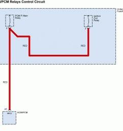 acura tl wiring diagram splice ecm pcm relays control circuit [ 2309 x 1962 Pixel ]
