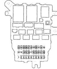 2007 Acura Mdx Fuse Box Diagram : 31 Wiring Diagram Images ...
