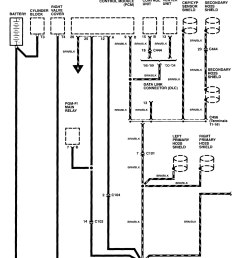 acura rl 2003 2004 wiring diagrams ground distribution rh carknowledge info [ 1481 x 1786 Pixel ]