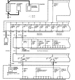 acura rl 2003 2004 wiring diagrams power distribution rh carknowledge info 2002 acura tl fuse box [ 1528 x 1779 Pixel ]