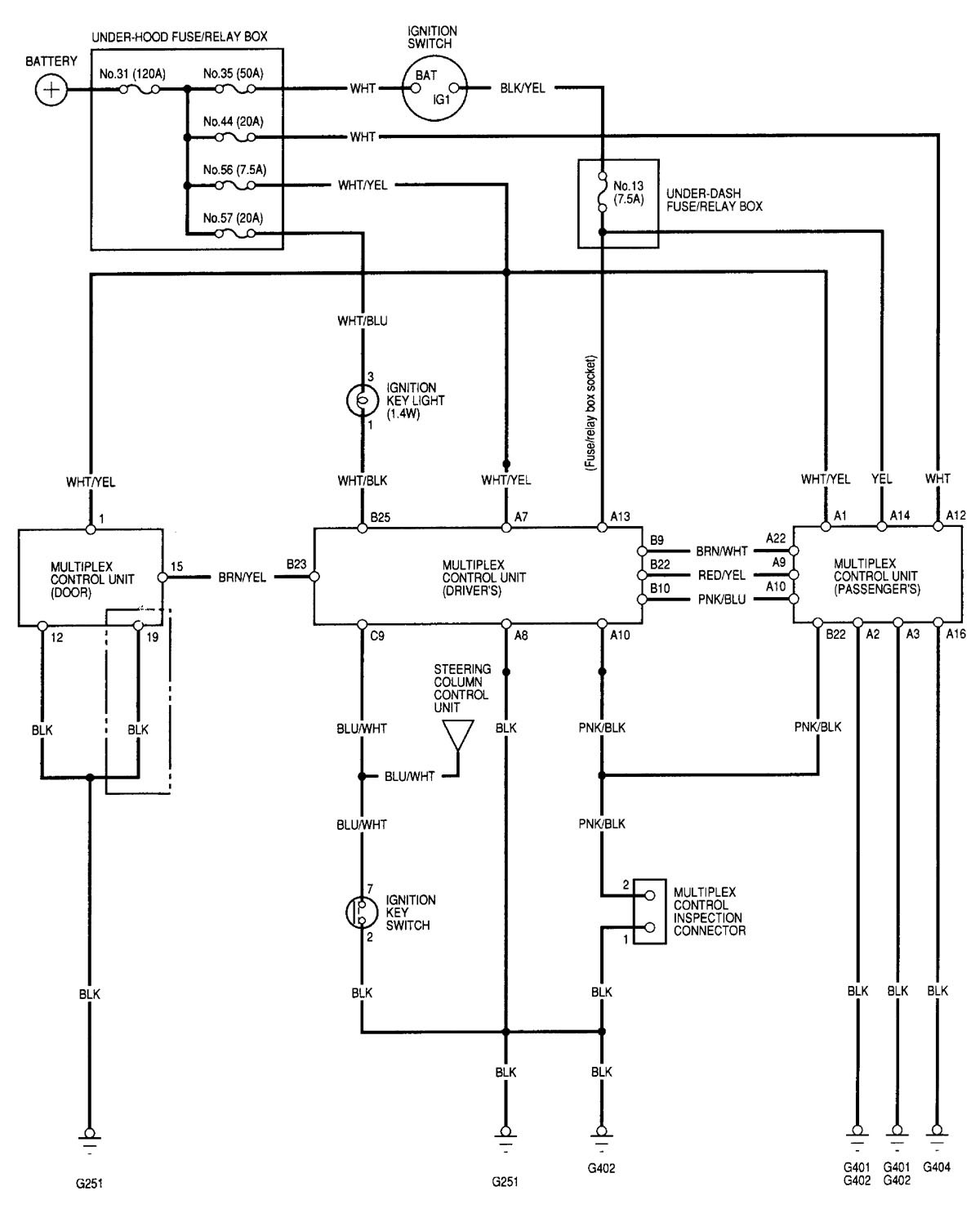 hight resolution of acura rl wiring diagram computer data lines part 1