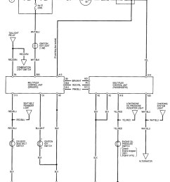 acura rl wiring diagram computer data lines part 2 acura  [ 1200 x 1452 Pixel ]