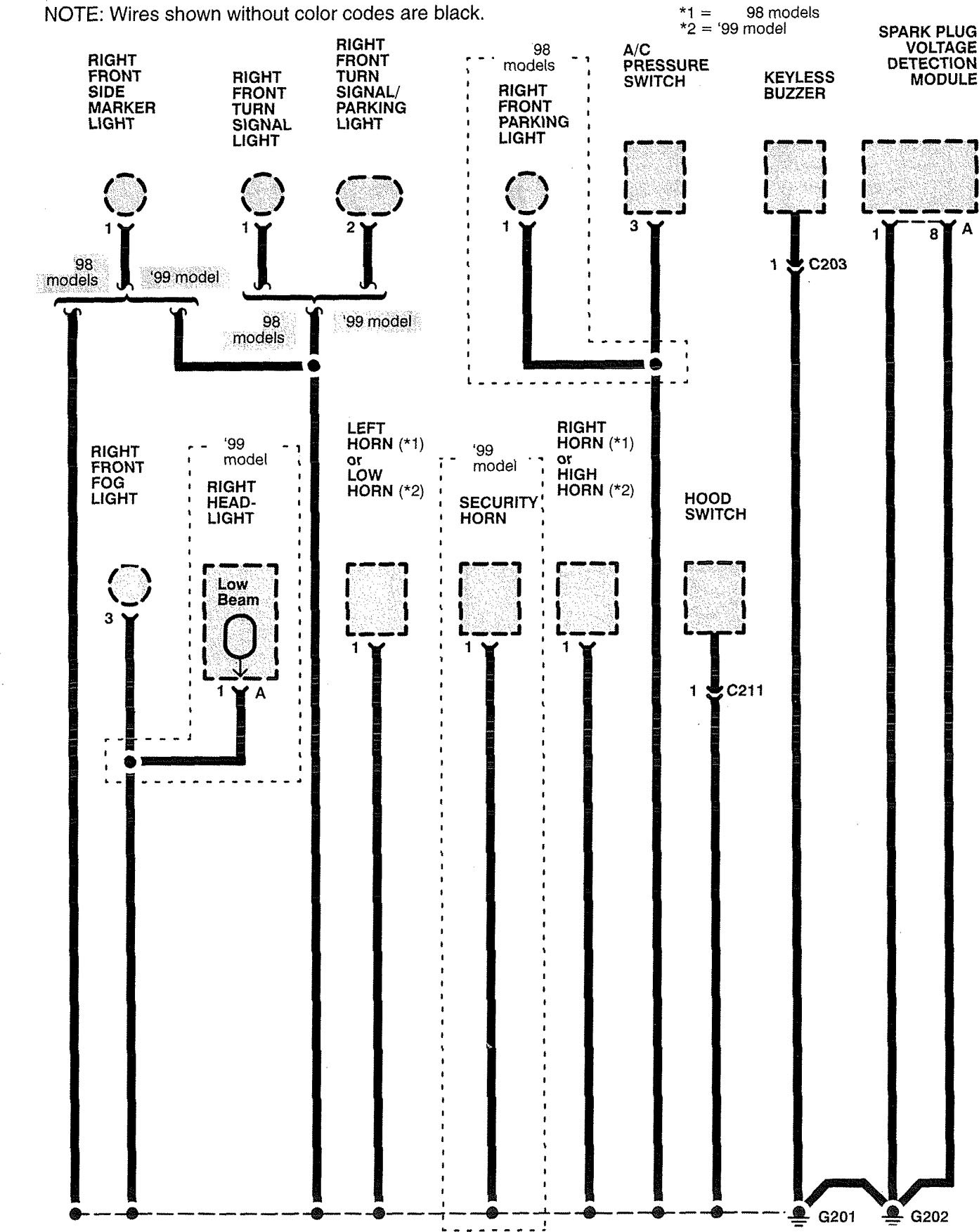 ford spark plug wire diagram tork photocell wiring 91 honda expedition