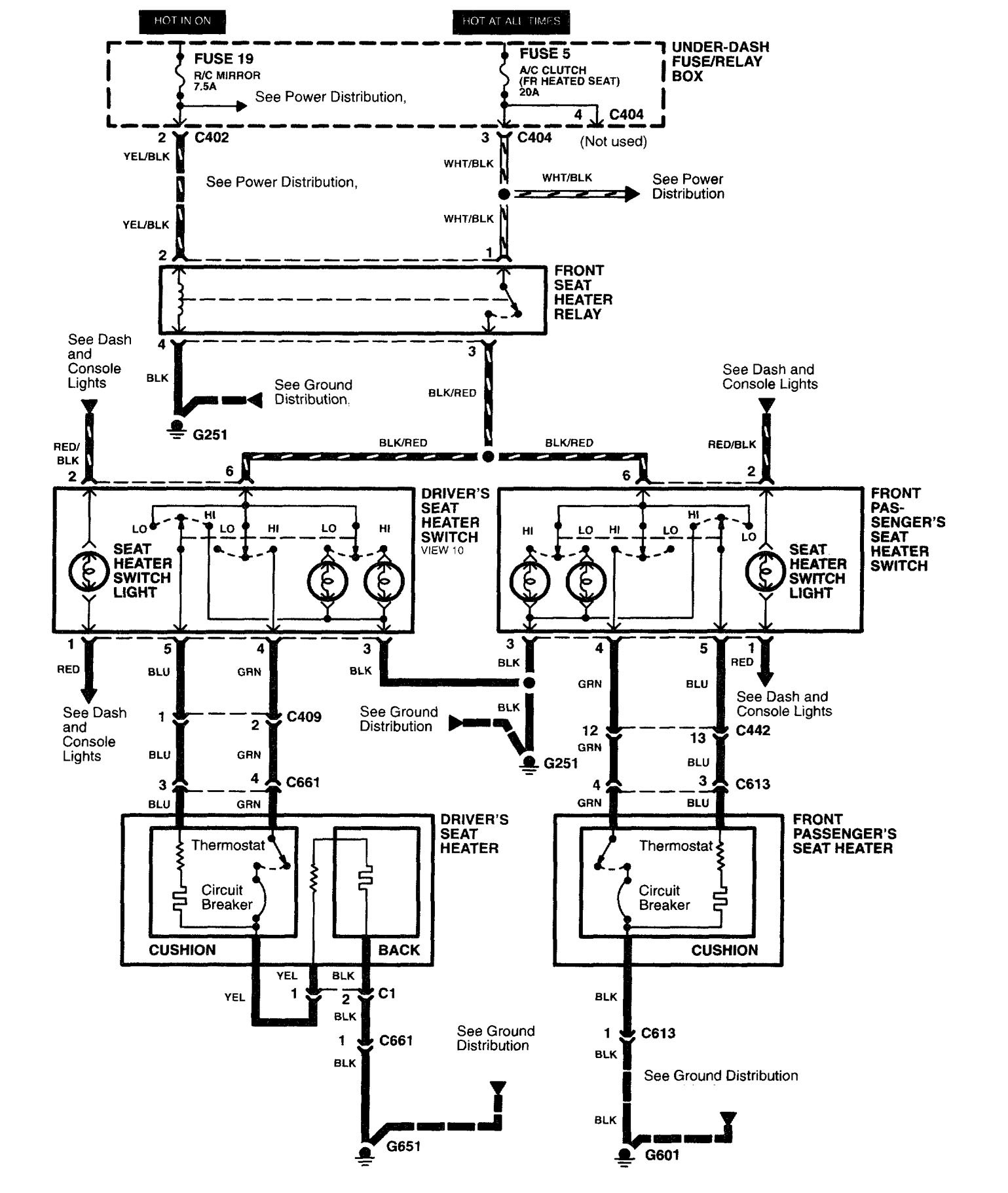 1999 acura cl stereo wiring diagram sony surround sound system 03 durango power seat  for free