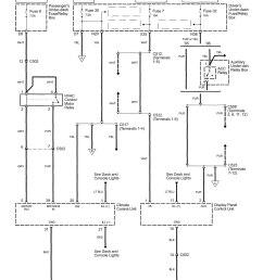 acura rl wiring diagram hvac controls part 1  [ 1462 x 1673 Pixel ]