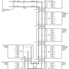 Hvac Wire Diagram Thallium Bohr Acura Rl 2005 Wiring Diagrams Controls