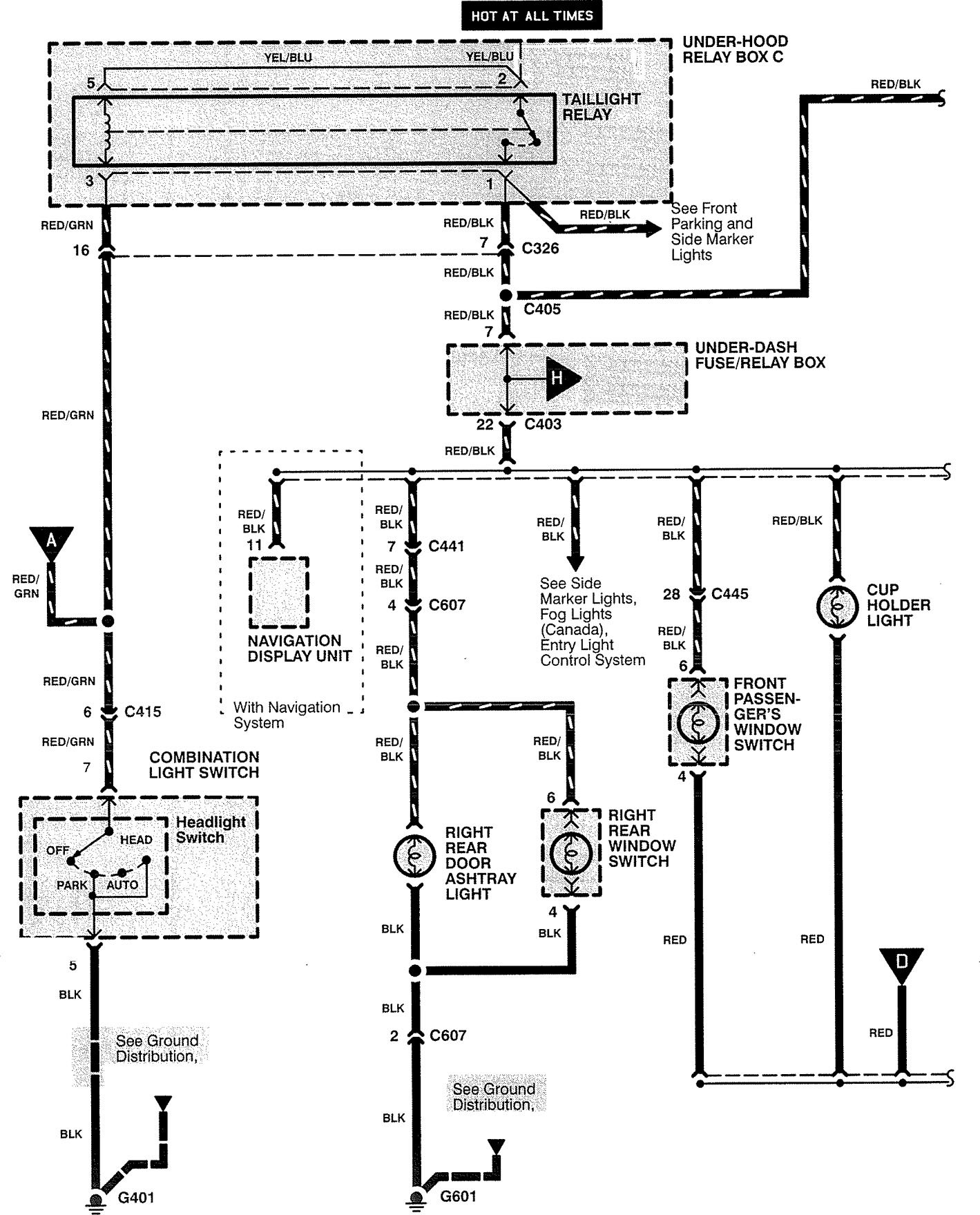 1999 acura cl stereo wiring diagram vz ss 98 chrysler concorde explore schematic
